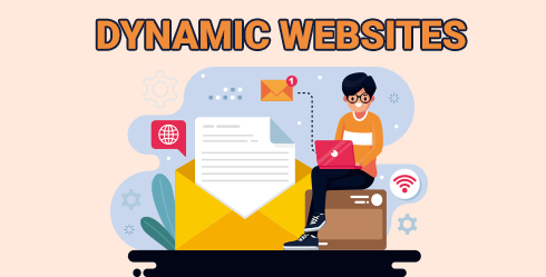 Static & Dynamic website