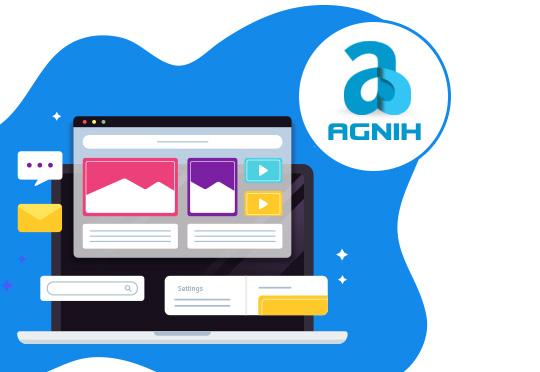 agnih web design company