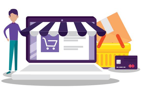 agnih eCommerce website development Coimbatore