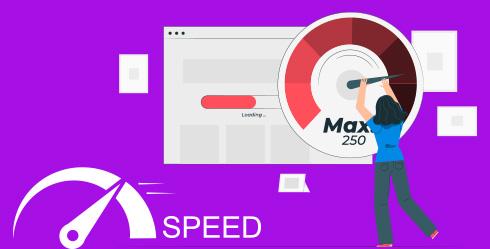 Speed Optimized Website